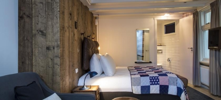 Max Brown Hotel Canal District: Chambre Double AMSTERDAM