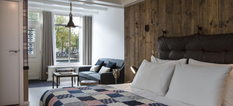 Max Brown Hotel Canal District: Chambre AMSTERDAM