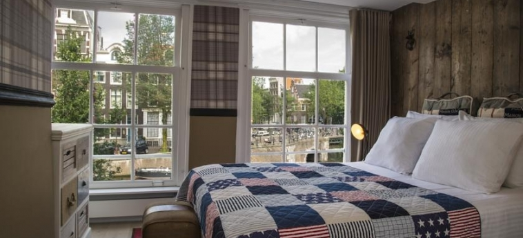 Max Brown Hotel Canal District: Overview AMSTERDAM
