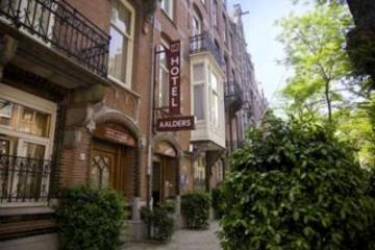 Hotel Aalders: Außen AMSTERDAM