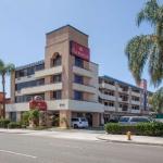 Hotel Ramada By Wyndham Anaheim Convention Center