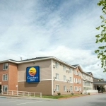 Hotel Comfort Inn Ship Creek