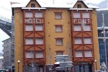 Hotel Font: Exterior ANDORRA