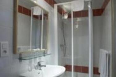 Hotel Hôtel Des Alpes: Cuarto de Baño ANNECY