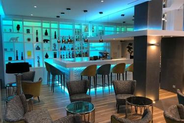 Best Western Plus Hotel Carlton Annecy: Bar ANNECY
