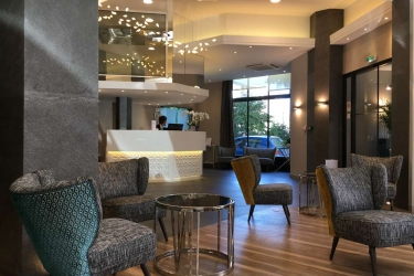 Best Western Plus Hotel Carlton Annecy: Lobby ANNECY
