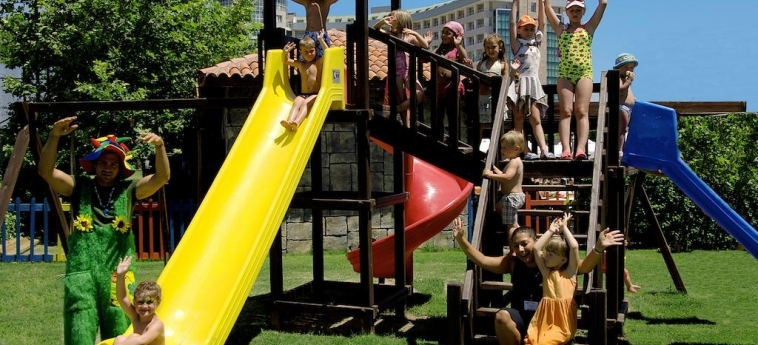 Hotel Sherwood Exclusive Lara: Área para niños ANTALYA