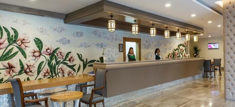 Hotel Sherwood Exclusive Lara: Reception ANTALYA
