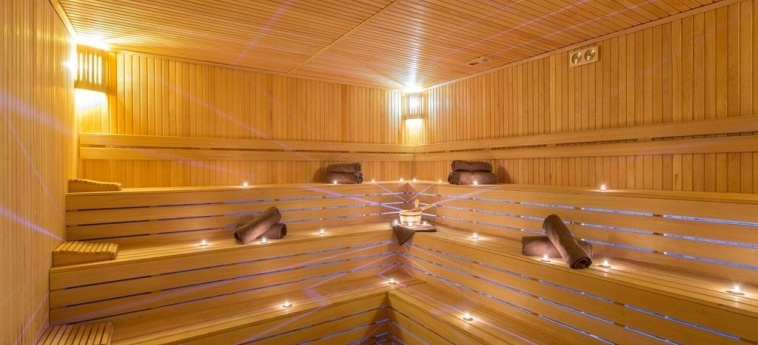 Hotel Sherwood Exclusive Lara: Sauna ANTALYA