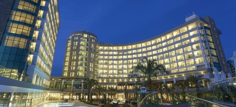 Hotel Sherwood Exclusive Lara: Extérieur ANTALYA