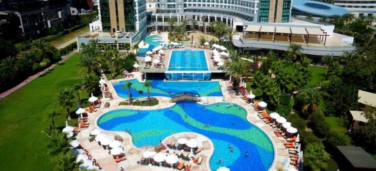 Hotel Sherwood Exclusive Lara: Aerial View ANTALYA