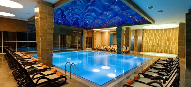 Hotel Sherwood Exclusive Lara: Innenschwimmbad ANTALYA