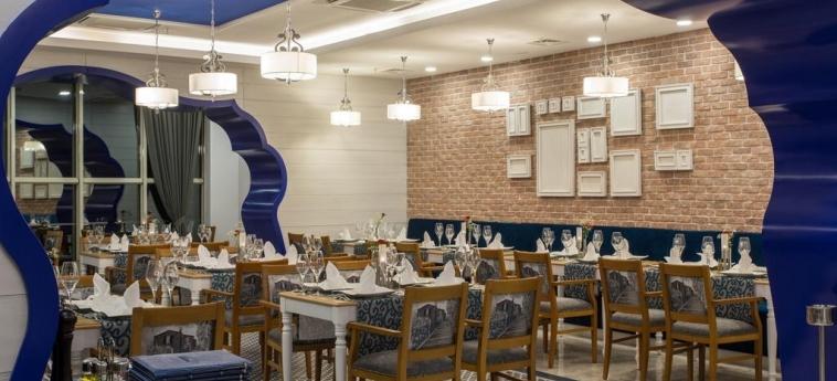 Hotel Sherwood Exclusive Lara: Restaurant ANTALYA
