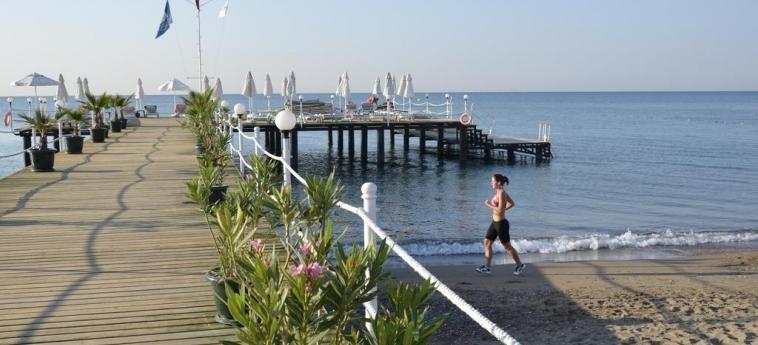 Hotel Sherwood Exclusive Lara: Beach ANTALYA