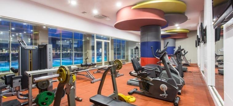 Hotel Sherwood Exclusive Lara: Gym ANTALYA