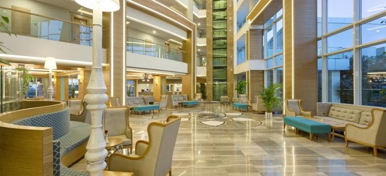 Hotel Sherwood Exclusive Lara: Lobby ANTALYA