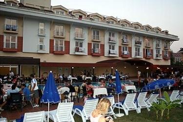 Hotel Aura Resort: Restaurante ANTALYA