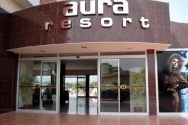 Hotel Aura Resort: Eingang ANTALYA