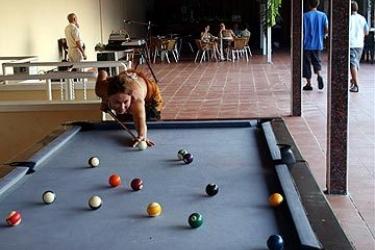 Hotel Aura Resort: Spielzimmer ANTALYA