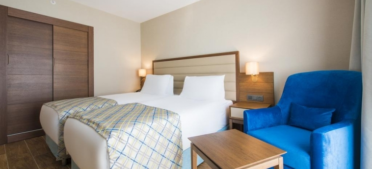 Hotel Ramada Plaza By Wyndham Antalya: Habitaciòn Gemela ANTALYA