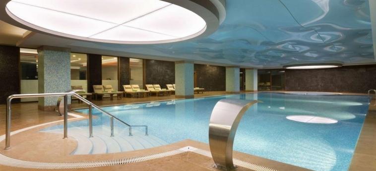 Hotel Ramada Plaza By Wyndham Antalya: Piscina Cubierta ANTALYA