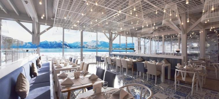 Hotel Ramada Plaza By Wyndham Antalya: Zona Pranzo ANTALYA