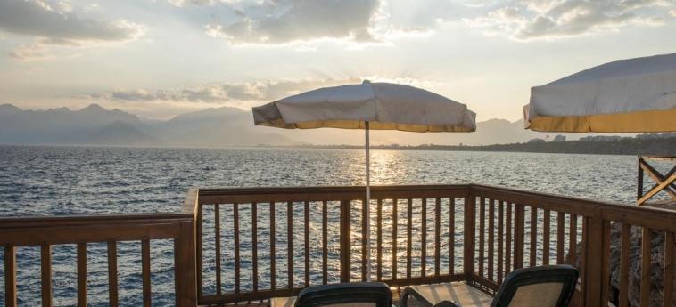 Hotel Ramada Plaza By Wyndham Antalya: Aussicht ANTALYA