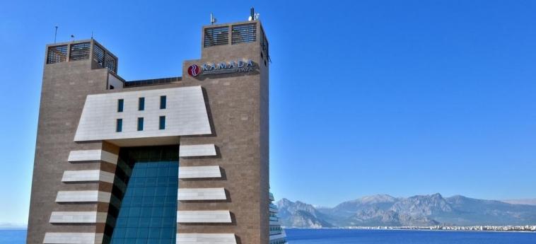 Hotel Ramada Plaza By Wyndham Antalya: Außen ANTALYA