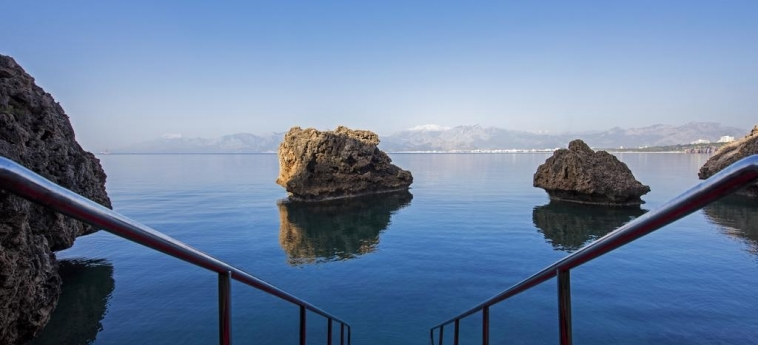 Hotel Ramada Plaza By Wyndham Antalya: Meer ANTALYA