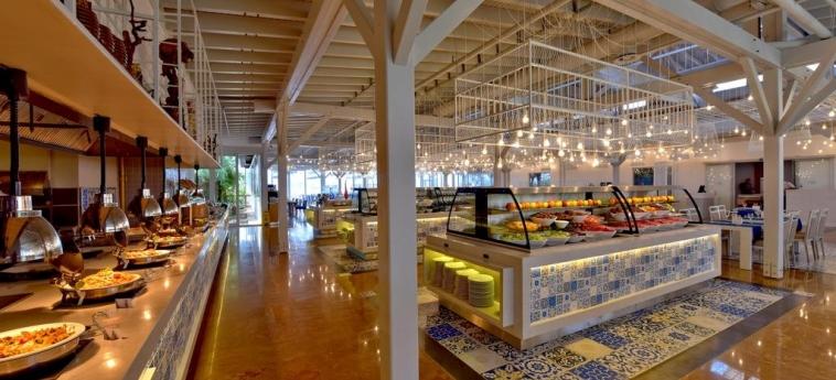 Hotel Ramada Plaza By Wyndham Antalya: Restaurant ANTALYA