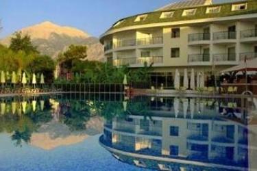 Zena Resort Hotel: Esterno ANTALYA