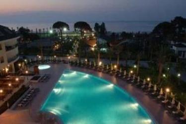 Zena Resort Hotel: Piscina Esterna ANTALYA