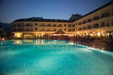 Zena Resort Hotel: Piscina ANTALYA