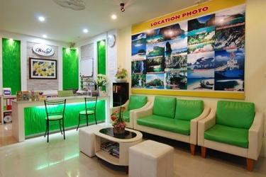 Hotel Ascot Krabi: Hall d'entrée AO NANG