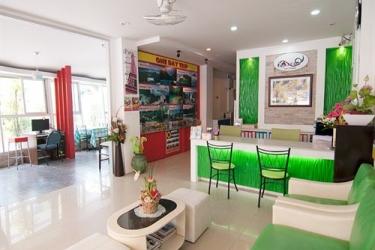 Hotel Ascot Krabi: Lobby AO NANG