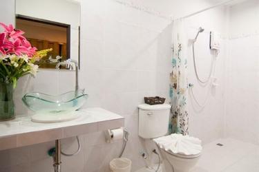 Hotel Ascot Krabi: Salle de Bains AO NANG