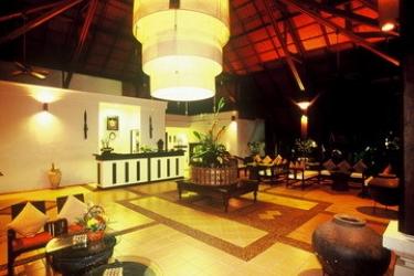 Hotel La Playa Resort: Lobby AO NANG
