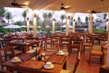 Hotel La Playa Resort: Restaurant AO NANG