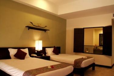 Hotel La Playa Resort: Schlafzimmer AO NANG