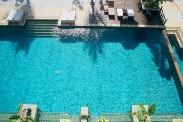 Hotel La Playa Resort: Swimming Pool AO NANG