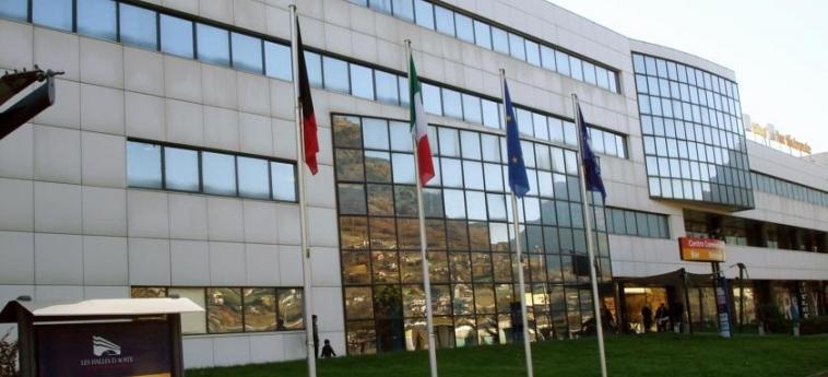 Express Hotel Aosta: Extérieur AOSTE