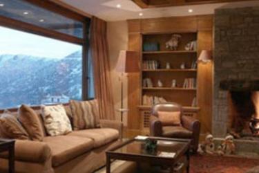 Hotel Santa Marina: Lounge ARACHOVA - DISTOMO-ARACHOVA-ANTIKYRA
