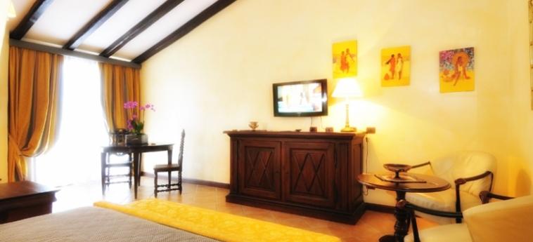 Hotel Arbatasar: Camera Junior Suite ARBATAX - OGLIASTRA