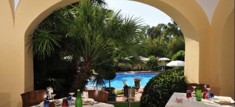 Hotel Arbatasar: Restaurante ARBATAX - OGLIASTRA