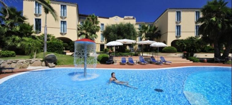 Hotel Arbatasar: Swimming Pool ARBATAX - OGLIASTRA