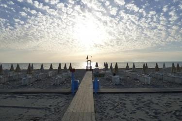 Hotel Horse Country Resort Congress & Spa: Spiaggia ARBOREA - ORISTANO