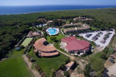 Hotel Horse Country Resort Congress & Spa: Vista Aerea ARBOREA - ORISTANO