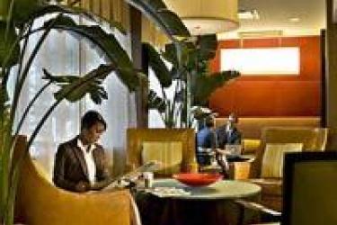 Hotel Key Bridge Marriott: Lounge ARLINGTON (VA)
