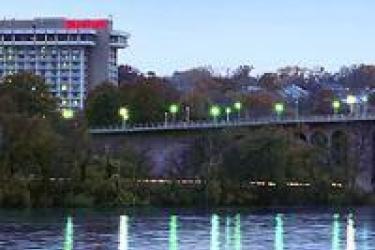 Hotel Key Bridge Marriott: Außen ARLINGTON (VA)