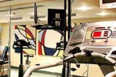 Hotel Key Bridge Marriott: Fitnesscenter ARLINGTON (VA)